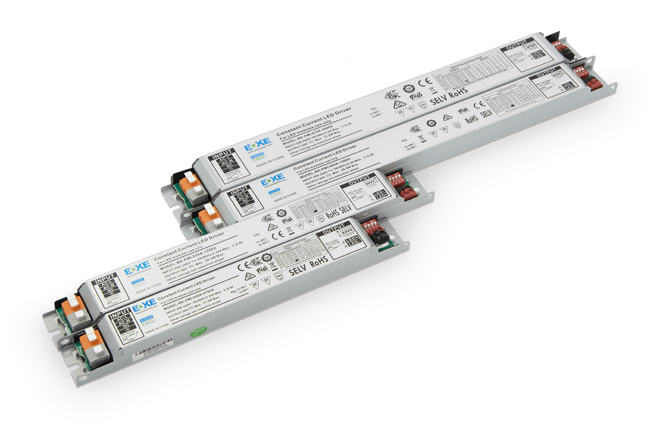 Non-dimmable driver PML series