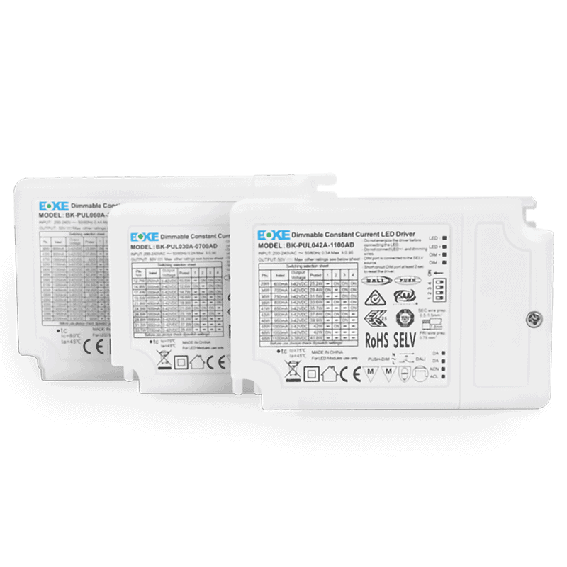 Dimmable driver PUL-A series