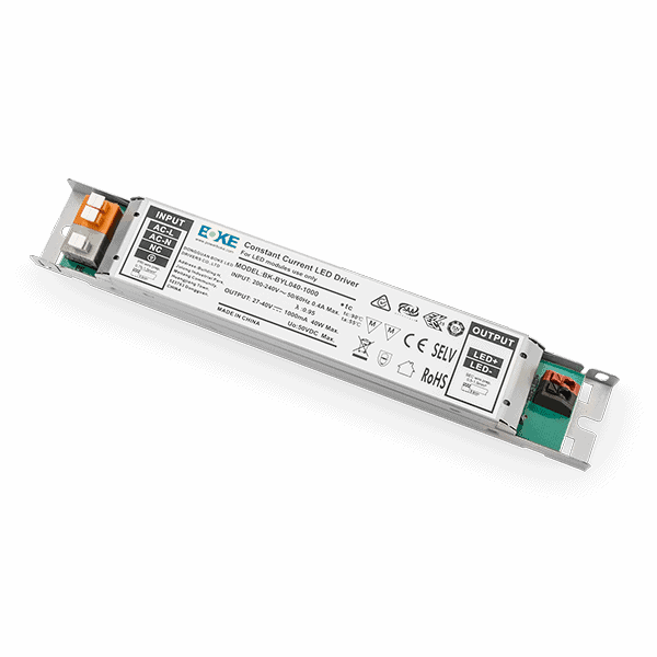 Non-dimmable driver BYL040-1000 series