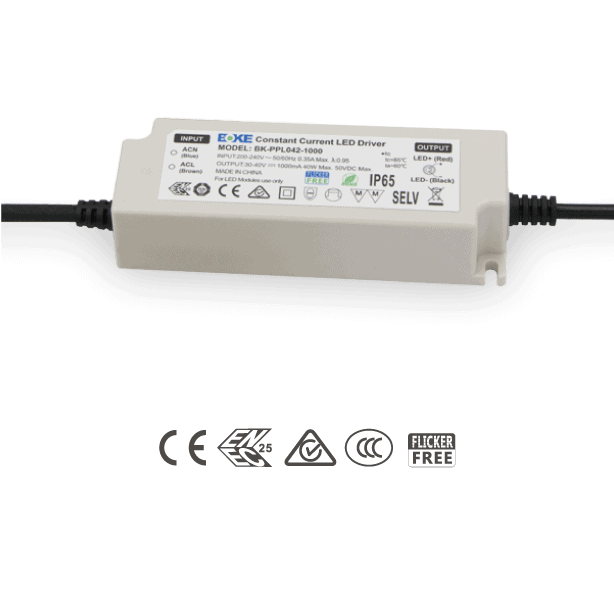 Non-dimmable driver PPL series