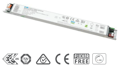 Dimmable driver(1~10V+12V)_MGV series